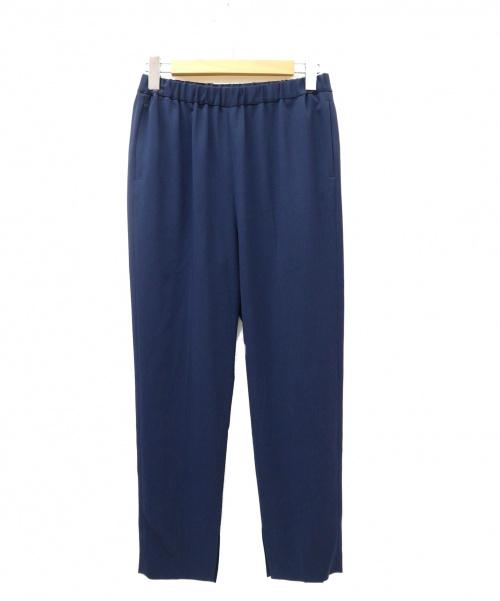 AP STUDIO(エーピーストゥディオ)AP STUDIO (エーピーストゥディオ) スラックス ネイビー サイズ:S 日本製の古着・服飾アイテム