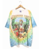バンドTシャツ(バンドTシャツ)の古着「[古着]90s Grateful Dead バンドTシャツ」|タイダイ