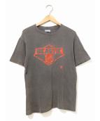 ラップTシャツ(ラップTシャツ)の古着「[古着]80s BEASTIE BOYS Tシャツ」 ブラック