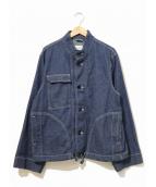 orSlow(オアスロウ)の古着「Harbour Jacket」|インディゴ