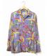 WACKO MARIA(ワコマリア)の古着「レーヨンアロハシャツ」|ブルー×イエロー