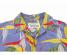 中古・古着 WACKO MARIA (ワコマリア) レーヨンアロハシャツ ブルー×イエロー サイズ:M 19SS HAWAIIAN SHIRT L/S TYPE-6:9800円