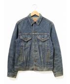 LEVIS(リーバイス)の古着「[古着]70506デニムジャケット」|インディゴ