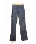 Wrangler(ラングラ)の古着「[古着]ヴィンテージ デニム パンツ」|インディゴ