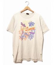 ラップTシャツ [古着]90sプリントTシャツ
