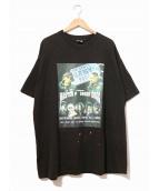 ラップTシャツ(ラップTシャツ)の古着「 [古着]SNOOP DOGG Tシャツ」|ブラック