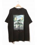 ラップTシャツ(ラップTシャツ)の古着「[古着]SNOOP DOGG Tシャツ」|ブラック