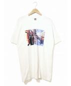 ()の古着「[古着]90's Bz バンドTシャツ」|ホワイト