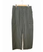 DESCENTE PAUSE(デサントポーズ)の古着「カーゴパンツ」|グレー