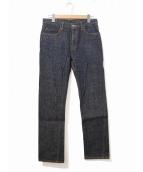 STABILIZER GNZ(スタビライザージーンズ)の古着「デニムパンツ」|インディゴ