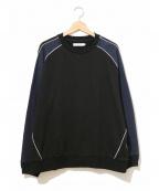 ROTOL(ロトル)の古着「リフレクトスウェット」 ブラック