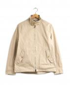 FRED PERRY(フレッドペリー)の古着「スイングトップ  / ハリントンジャケット」|ベージュ