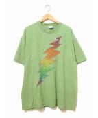 ()の古着「[古着]90's GRATEFUL DEAD バンドTシャツ」|グリーン