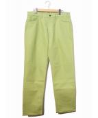 LEVIS(リーバイス)の古着「[古着]ヴィンテージカツラギカラーパンツ」|グリーン