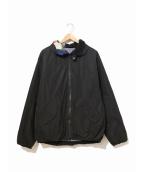 PHINGERIN(フィンガリン)の古着「ナイロンジャケット」|ブラック