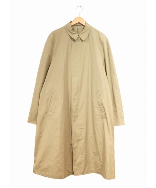 LONDON FOG(ロンドンフォグ)LONDON FOG (ロンドンフォグ) [古着]ステンカラーコート ベージュ サイズ:42表記の古着・服飾アイテム