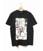 Supreme(シュプリーム)の古着「ナオミプリントTシャツ / Naomi Tee」|ブラック