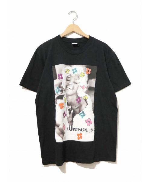 Supreme(シュプリーム)Supreme (シュプリーム) ナオミプリントTシャツ / Naomi Tee ブラック サイズ:M 20SSの古着・服飾アイテム