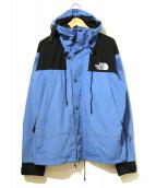 THE NORTH FACE(ザノースフェイス)の古着「[古着]90'sマウンテンガイドジャケット」|ブルー