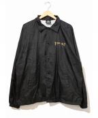 THRASHER(スラッシャー)の古着「[古着]コーチジャケット」|ブラック