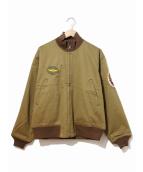 FULLCOUNT(フルカウント)の古着「ジャケット」|カーキ