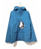 MAMMUT(マムート)の古着「テトンHSフーデッドジャケット」|ブルー