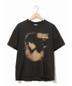バンドTシャツ(バンドTシャツ)の古着「[古着]90'sOZZY OSBOURNE Tシャツ」|ブラック