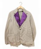 BROOKS(ブルックス)の古着「[古着]ヴィンテージジャケット」|グレー