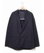 NAUTICA(ノーティカ)の古着「オーバーシルエットテーラードジャケット」|ネイビー