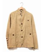 ts(s)(ティーエスエス)の古着「コーデュロイジャケット」|ベージュ
