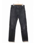 LEVIS VINTAGE CLOTHING(リーバイス ヴィンテージクロージング)の古着「後染デニムパンツ」|インディゴ