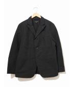Engineered Garments(エンジニアドガーメンツ)の古着「Bedford Jacket / ベッドフォードジャケット」|ブラック