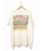 バンドTシャツ(バンドTシャツ)の古着「[古着]90's Grateful DeadバンドTシャツ」|ホワイト