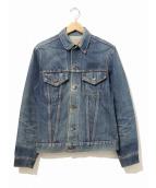 LEVIS(リーバイス)の古着「[古着]70505デニムジャケット」|インディゴ