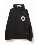 EXAMPLE(イグザンプル)の古着「パーカー」 ブラック