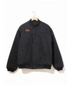 CALLEE(キャリー)の古着「ダービージャケット」|ブラック