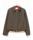 BIG MAC(ビッグマック)の古着「[古着]60'sスイングトップ / ワークジャケット」|ベージュ