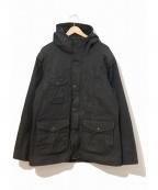 MONITALY(モニタリー)の古着「フィールドジャケット」|ブラック
