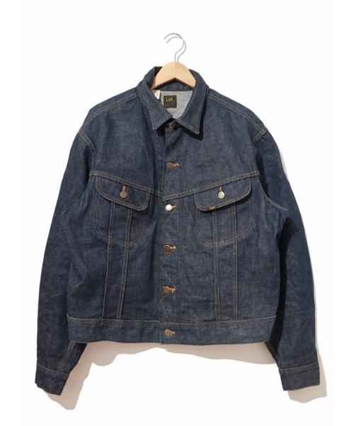 LEE(リー)LEE (リー) [古着]ヴィンテージデニムジャケット インディゴ サイズ:表記なし 濃紺・70's・ユニチケ有の古着・服飾アイテム