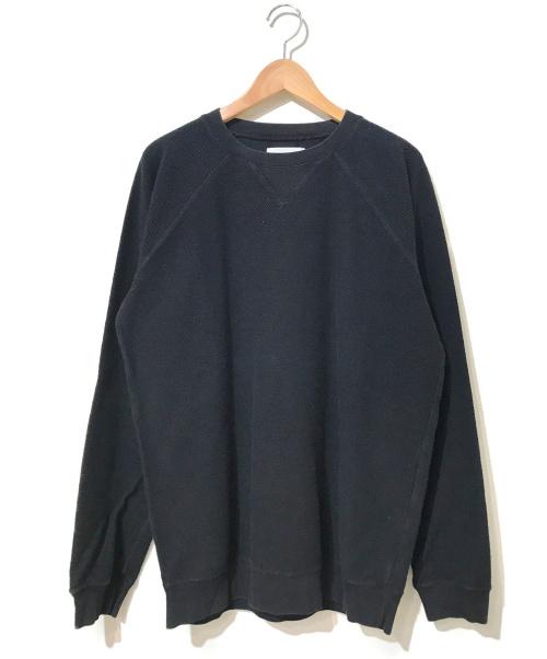 OUR LEGACY(アワーレガシー)OUR LEGACY (アワーレガシー) スウェット ブラック サイズ:Mの古着・服飾アイテム