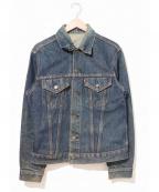 LEVI'S(リーバイス)の古着「[古着]70505デニムジャケット」 インディゴ