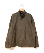 GOOD ENOUGH(グッドイナフ)の古着「ナイロンジャケット」 ブラウン