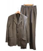 ()の古着「[OLD]90'sセットアップスーツ」|ベージュ