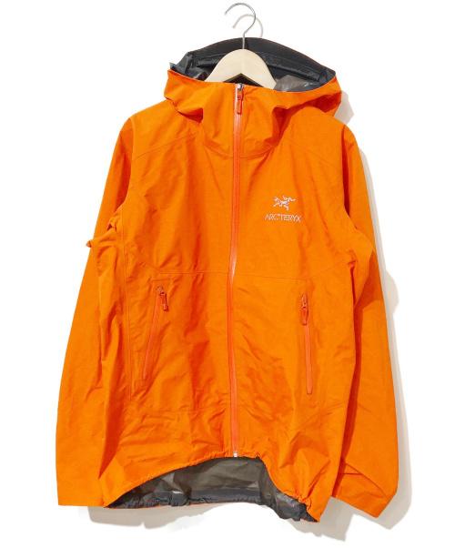 ARC'TERYX(アークテリクス)ARC'TERYX (アークテリクス) ZETA SL JACKET / ゼータSLジャケット オレンジ サイズ:S 21SSの古着・服飾アイテム