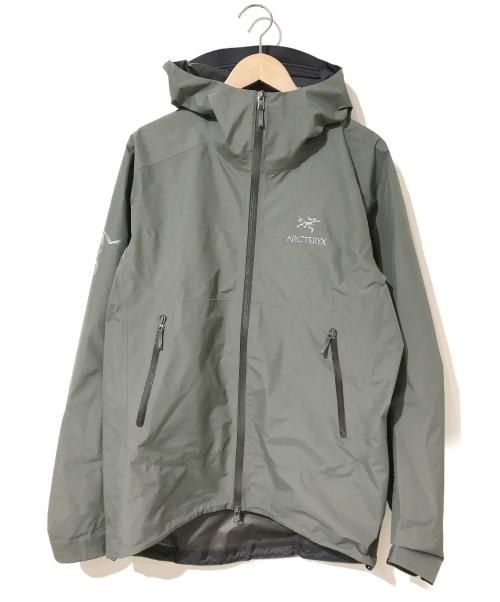 ARCTERYX(アークテリクス)ARCTERYX (アークテリクス) ZETA SL JACKET / ゼータSLジャケット グレー サイズ:S 21SS・BEAMS(ビームス)別注完売品の古着・服飾アイテム
