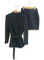 GIANNI VERSACE(ジャンニヴェルサーチ)の古着「[OLD]ヴィンテージセットアップ」|ブラック