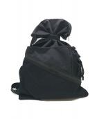 rdv o globe×AMIACALVA(ランデヴーオーグローブ×アミアカルヴァ)の古着「ショルダーバッグ」|ブラック