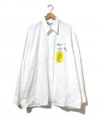 DAIRIKU(ダイリク)の古着「ミルスペックドレスシャツ」 ホワイト