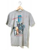 ()の古着「[古着]DURAN DURAN 80'sバンドTシャツ」|グレー