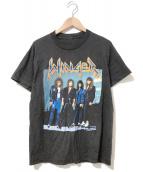 ()の古着「[古着]WINGER90'sバンドTシャツ」|ブラック